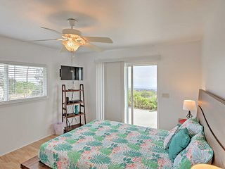 NEW! 3BR Ocean View House w/ Lanai & Serene Views!