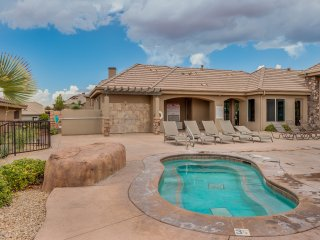 Southern Delight in Coral Ridge St. George Utah Vacation Home