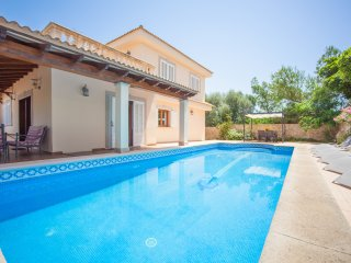 VILLA SON SERRA - Villa for 8 people in Son Serra de Marina