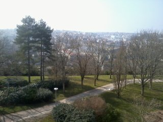 3 chambres, 80m2,vue panoramique