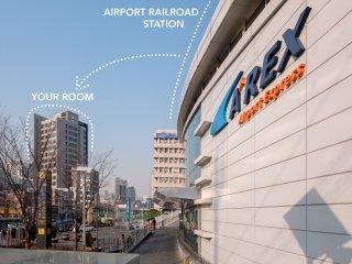 J House Seoul Station Panorama