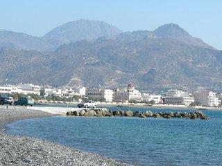 Minoa Studios 1, in der Altstadt von Ierapetra, 50 Meter vom Strand entfernt.
