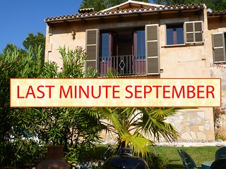 "LAST MINUTE SEP. Finca ""Almendra"" - 2 Personen Appartement  mit Pool- Strandnah"