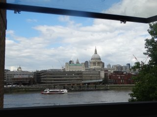 Tate Modern River View