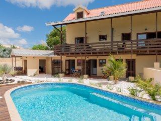 Villa Topzicht Appartementen Curaçao