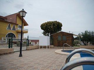 Villa tio Pepe