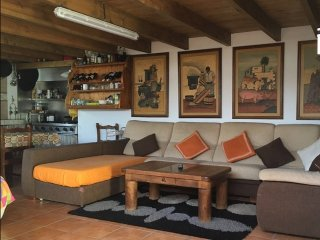 Spacious chalet near the beach