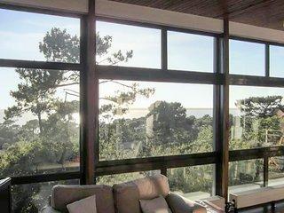Ocean-view villa with terrace