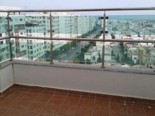 Bright apartment in Tetouan w/ view