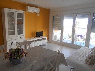 122A - Estupendo apartamento con vistas al mar