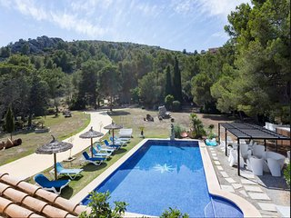 Villa with pool - Beach at 500 m