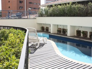 New apartment with air conditioning Hot/Cold 45m2 Free WiFi, located in Perdizes