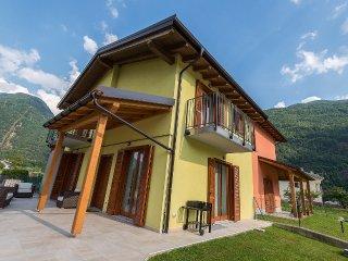 TeglioVacanze, villetta 90Mq in Valtellina