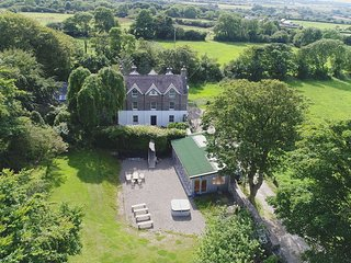 5*  The Old Rectory, Newport, Pembrokeshire