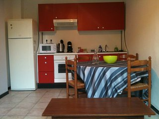 Apartment with one bedroom in Montpellier, with WiFi - 10 km from the beach