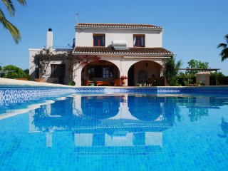 Villa with 3 bedrooms in Benissa, with private pool, furnished terrace and WiFi