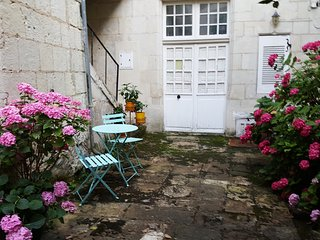 ROMANTIC CHARMING APT OUTSTANDING CHINON LOCATION