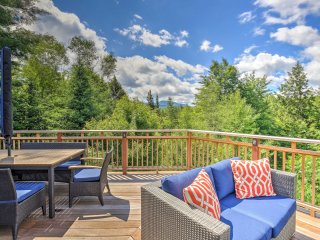 NEW! 4BR Stowe Home - Large Deck w/ Mountain Views