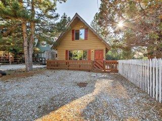 Explore Big Bear Lake & Slopes - Sugarloaf Cabin!
