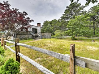 New! Cozy 1BR Wellfleet Cottage by Chipman's Cove!