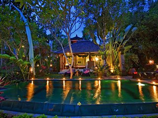 2BR Villa in Ubud! Breathaking Jungle Views
