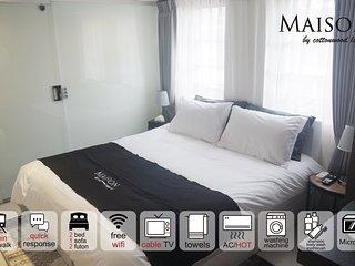 Maison 時尚精品民宿-享受生活藝術-時尚精緻套房
