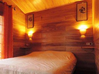 location chalet individuel a Cilaos : Filaos Green Lodge