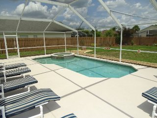 360WS. 4 Bed 3 Bath Pool Home with Privacy Fence