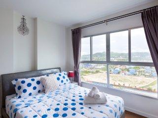 Baan KiangFah Seaview Condominium-16FQ Studio Apartment