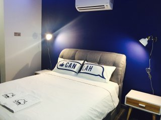 Cloude Stay Guesthouse, 10 min via MRT to downtown Kuala Lumpur City Centre!