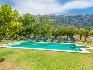 CAN MASSANA - Villa for 8 people in Soller