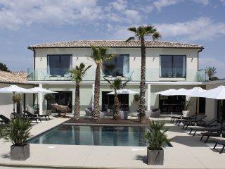 La villa de la Maison d'Ambrine -