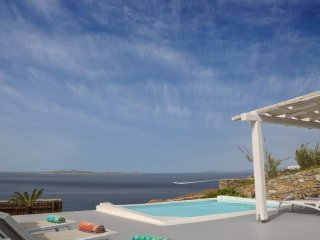 Blue Villas|Delos View Summer House I| Great View
