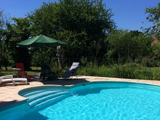 Le Catalpa - Private Heated pool