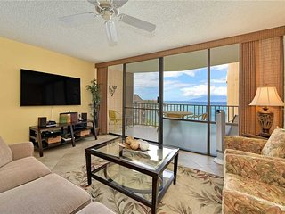 Beautiful Ocean View in Kahana Maui from Valley Isle #1103