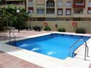 Apartamento de 1 dormitorio, piscina