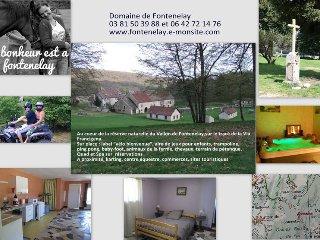 Au Domaine de Fontenelay