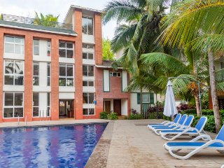 Rejuvenating 3-BR villa with a pool, near Baga Beach