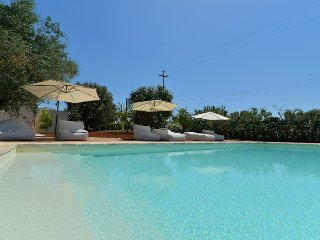 Masseria Oreglia con piscina - L'Alcova