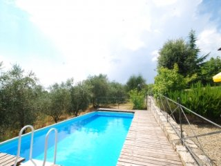 villa with pool in Tuscany - VILLA CLAUDIA