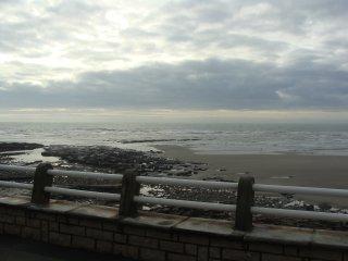 la bassure de baas à Ambleteuse en front de mer