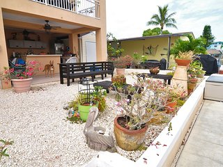 New Listing-Beautiful water front home for rent in Key Largo on deep water canal