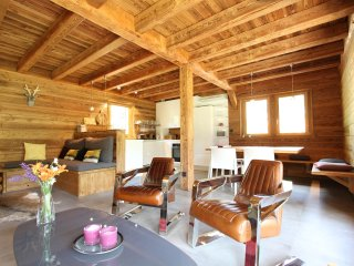Rental Chalet luxury 14 pers. With indoor pool & sauna in Serre-Chevalier, Alpes