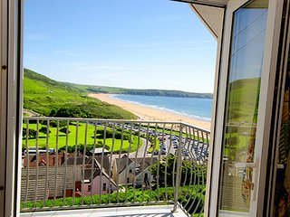 Top Deck - Stunning Woolacombe views !