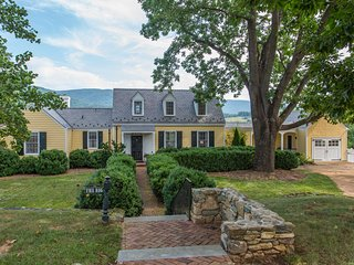 Ramsay Estate | Historic 3BR Cottage on Luxurious Estate w/ Panoramic Mtn Views