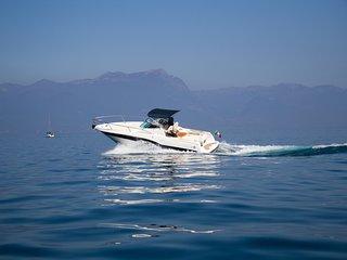 Rio 32 Blu Yacht Garda Lake