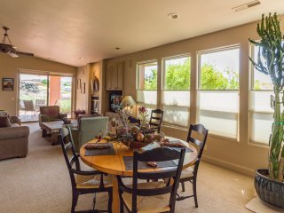 Great Room With Exit To Back Patio