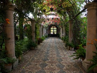 Authentic, Romantic 450 Year-Old Hacienda