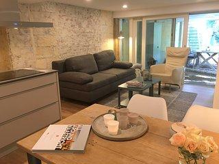 Luxe appartement Villa Diana, met eigen ingang, Wifi