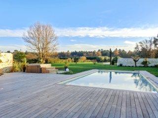 Elegant villa with private pool